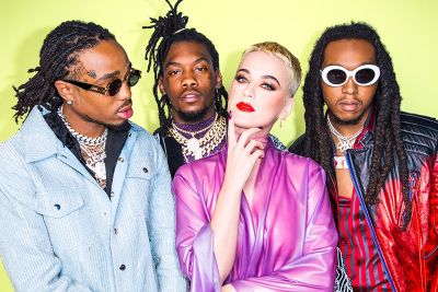 Migos, Nicki Minaj & Mike Will Made-It Featured on Katy Perry's New Album 'Witness'