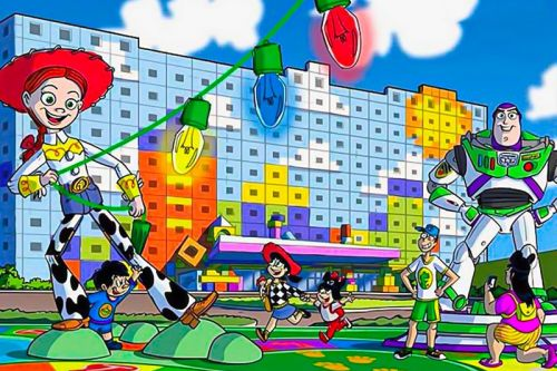 'Toy Story' Hotel to Open at Tokyo Disney Resort This 2021