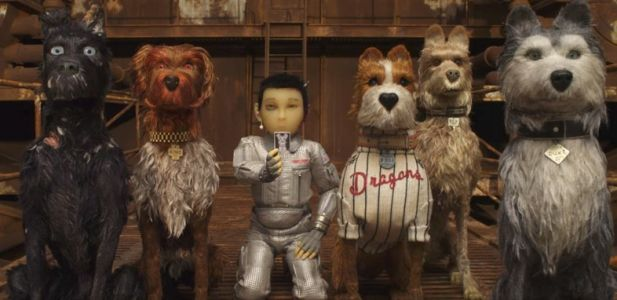 Watch the trailer for Wes Anderson's new film Isle of Dogs