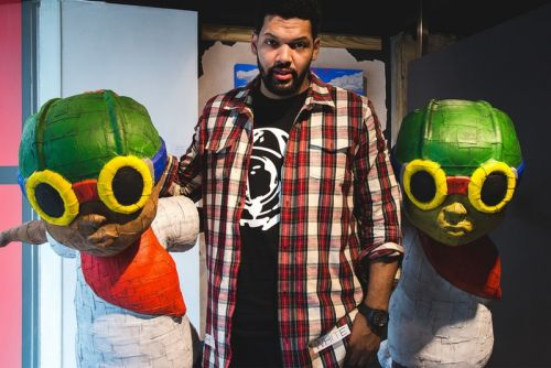 Hebru Brantley Teases Upcoming BAPE Collaboration