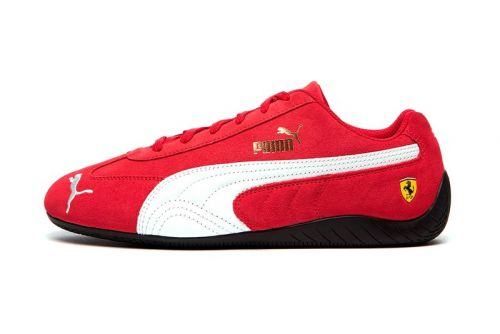 Move Into the Fast Lane, Ferrari and PUMA's Speedcat Is Back