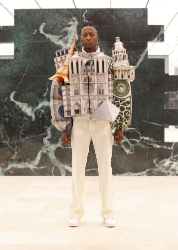 Video: Louis Vuitton's FW21 menswear collection