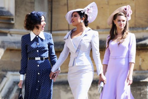 Selena! Oprah! Priyanka! All the Celebrity Guests at the Royal Wedding