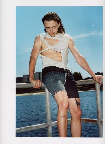 Tommy Cash: rock the boat