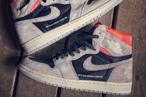 "Take a Detailed look at the Air Jordan 1 Retro High ""Neutral Grey"""