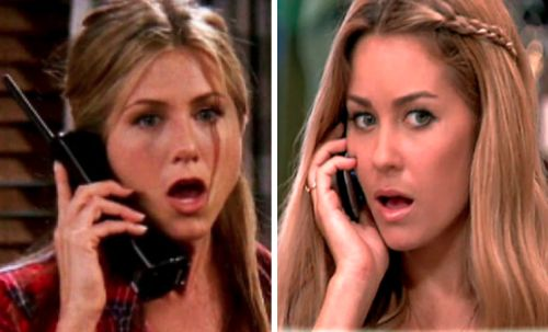 Rachel Green From 'Friends' and Lauren Conrad From 'The Hills' Are Basically the Same Girl From Two Different Time Periods