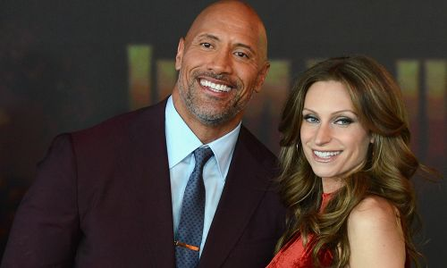 "Dwayne ""The Rock"" Johnson Welcomes Baby Girl No. 2 With Girlfriend Lauren Hashian"