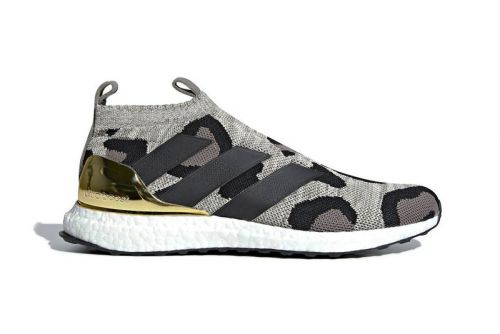 Adidas Drops the ACE 16+ UltraBOOST in Animal Prints and Tonal Uppers