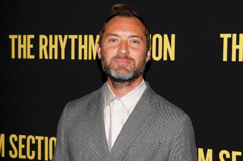Jude Law circling Captain Hook role in Disney's new 'Peter Pan'