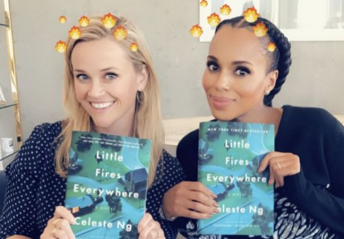 Adaptation of 'Little Fires Everywhere' lands at Hulu