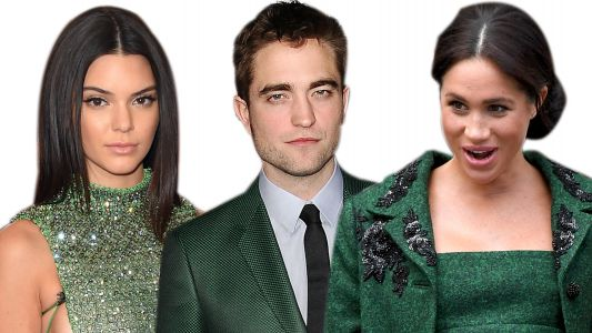 17 Celebs Who Look Great in Green That Will Inspire You to Wear It Beyond St. Patrick's Day