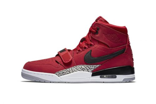 An Official Look at Don C's New Air Jordan Legacy 312 Colorways
