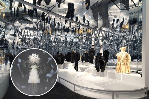 The Met's 'About Time' exhibit proves nothing in fashion is ever quite new