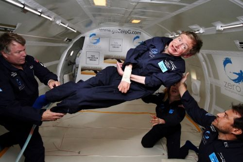 Renowned theoretical physicist Stephen Hawking dies aged 76