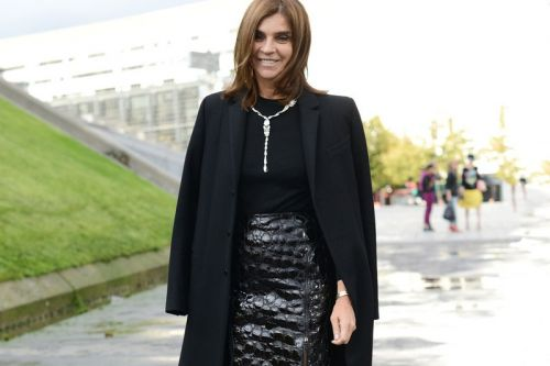 Carine Roitfeld Will Give Away Exclusive YEEZY T-Shirts at NYC Pop-Up