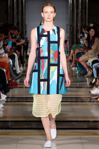 Cassey Gan Spring 2019: London Fashion Week