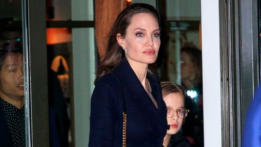 Angelina Jolie and Brad Pitt's Kids Couldn't Be More Stylish in NYC! See the Chic Looks