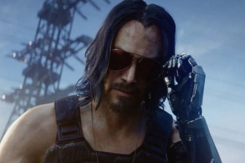 Cyberpunk players won't stop having sex with Keanu Reeves