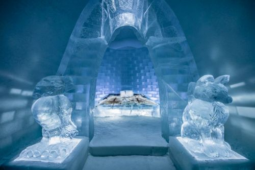 Take a Look Inside the 29th ICEHOTEL