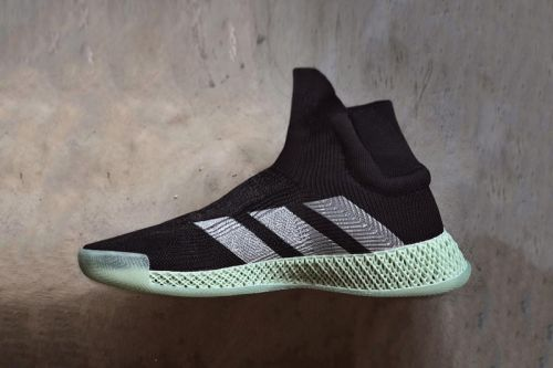 Another Look at the adidas FUTURECRAFT 4D Laceless Basketball Sneaker