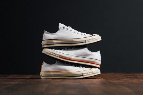 """A Look at the Converse Chuck Taylor All-Star Low """"Leather"""" Pack"""