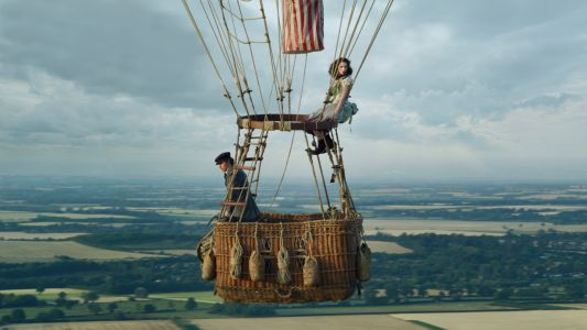Amazon Prime Video Is Giving 'The Aeronauts' Fans the Chance to Go on a Hot Air Balloon Journey