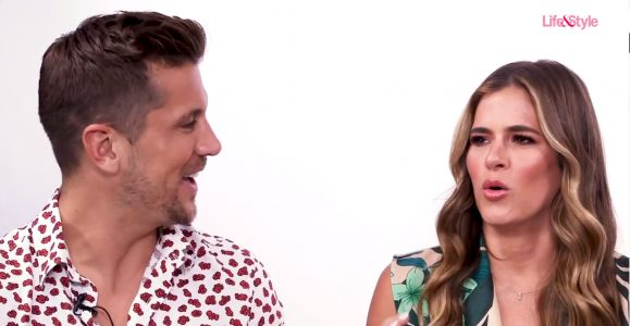 Sorry, JoJo! Jordan Rodgers Reveals He's Low-Key Terrified of Holding a Baby: 'What If It Starts Crying?!'
