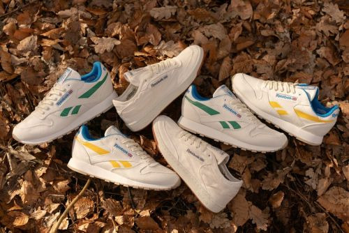 Reebok's Classic Leather and Club C Salute Sustainability in New GROW Pack