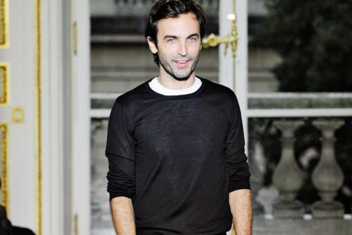Nicolas Ghesquière Renews Louis Vuitton Contract