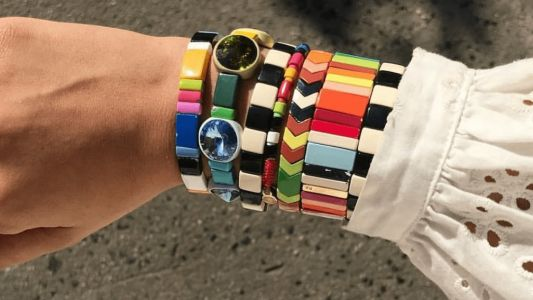 23 Pieces of Rainbow Jewelry to Get You into Summer's Most Fun Trend