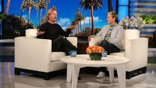 Ellen Gets David Spade To Open Up About Dating Younger Women
