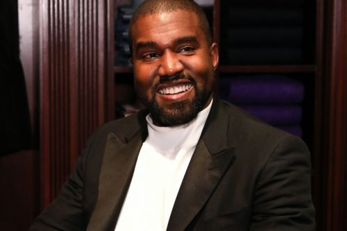 Kanye West Gets Painted Fully Silver for 'Mary' Opera Performance