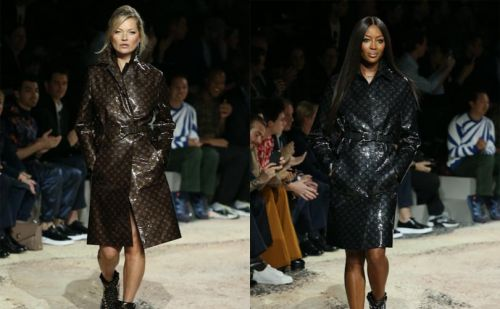Stars give Vuitton designer Kim Jones rousing send-off