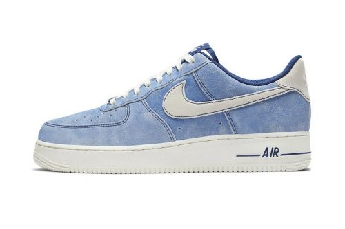 Nike's Air Force 1 Receives Two Premium Suede Colorways