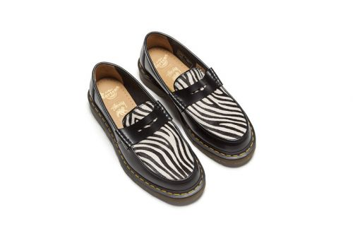 Stüssy London & Dr. Martens to Drop Exclusive Penton Loafer Colorway
