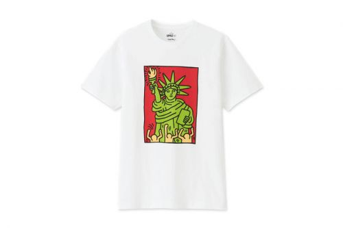 Uniqlo Continues to Pay Homage to Contemporary Artists With New SPRZ NY T-Shirts