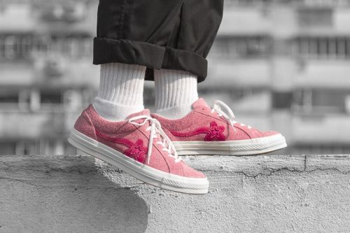 Take an On-Foot Look at the New Converse GOLF le FLEUR* Colorways