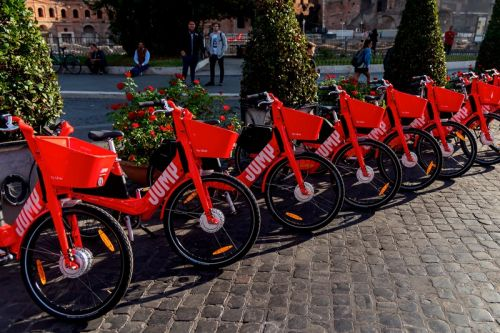 Uber Jump e-Bikes Scrapped and Destroyed After Lime Deal