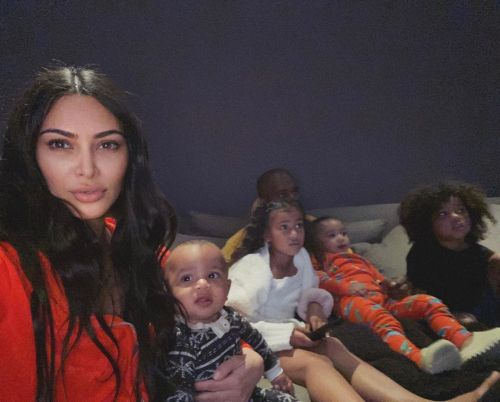 Kim Kardashian Shares 'Fun Things' She's Doing With the Kids at Home: 'Cookie Decorating Is the Best'