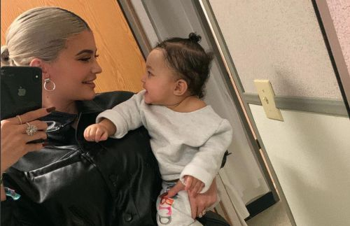 Snow Bunny! Kylie Jenner's Daughter Stormi Braves Her First Snow In Cute New Snap