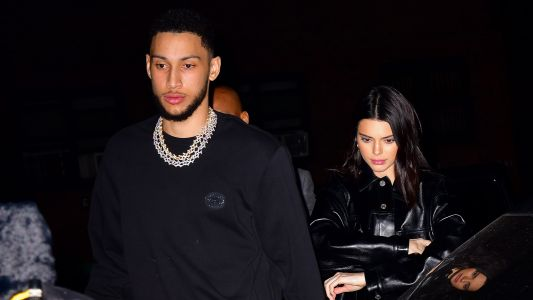 Kendall Jenner and Ben Simmons Keep It Casual on Their Valentine's Day Date and Go to Marquee Club
