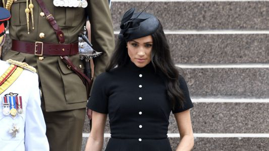 Girl Power! 5 Things To Know About Meghan Markle's Female Head Of Protection