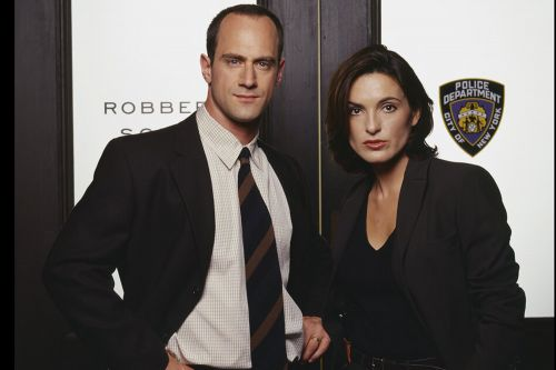 Christopher Meloni on returning to the 'Law & Order' universe