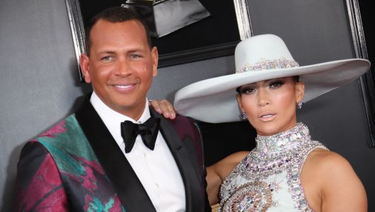 Jennifer Lopez Gushes About Her 'Favorite Part' of Alex Rodriguez's Body and TBH, We're Not Surprised