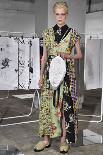 UNDERAGE Spring 2019: London Fashion Week