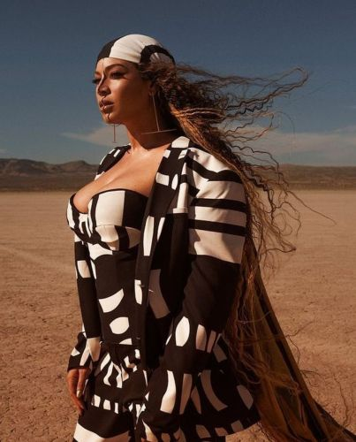 All the High Fashion Moments From Beyoncé's 'Spirit' Music Video