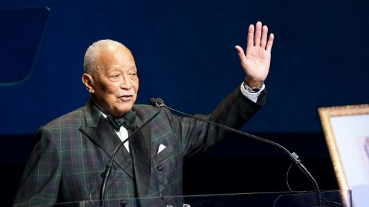 Former New York Mayor David Dinkins Dead at 93