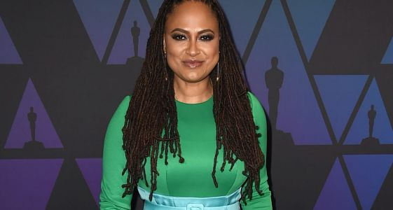 Great Outfits in Fashion History: Ava DuVernay in Color-Blocked Prada