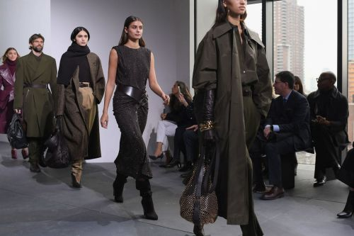 Watch the Michael Kors Runway Show Live
