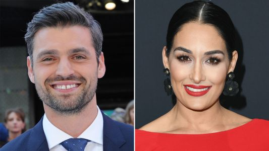 'Bachelorette' Star Peter Kraus Goes On A Date With 'Total Divas' Nikki Bella And Wait, What?
